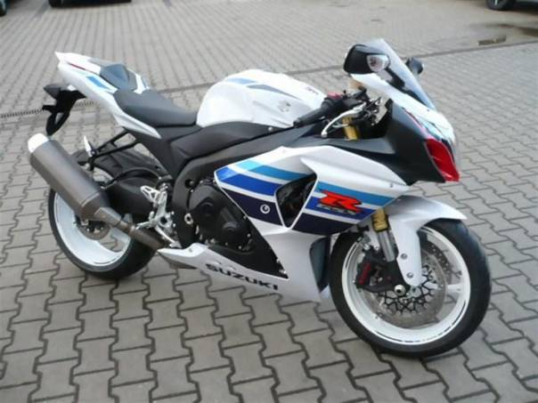 GSX-R 1000 LIMITOVANÁ EDICE, foto 1 Auto – moto , Motocykly a čtyřkolky | spěcháto.cz - bazar, inzerce zdarma