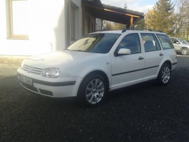 Volkswagen Golf 1.9 TDI EKO ZAPLACENO, foto 1 Auto – moto , Automobily | spěcháto.cz - bazar, inzerce zdarma