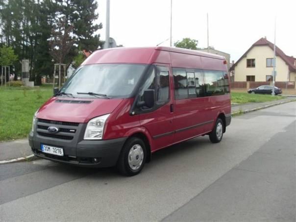 Ford Transit LONG 2.2 TDCi,9.Míst,Bus,Klima, foto 1 Užitkové a nákladní vozy, Autobusy | spěcháto.cz - bazar, inzerce zdarma