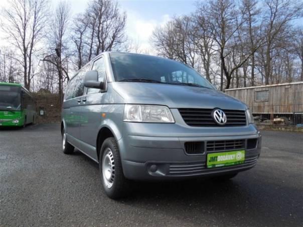 Volkswagen Transporter 1.9 63KW 5MÍST LONG, foto 1 Užitkové a nákladní vozy, Autobusy | spěcháto.cz - bazar, inzerce zdarma