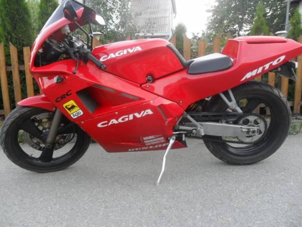 Cagiva Mito , foto 1 Auto – moto , Motocykly a čtyřkolky | spěcháto.cz - bazar, inzerce zdarma