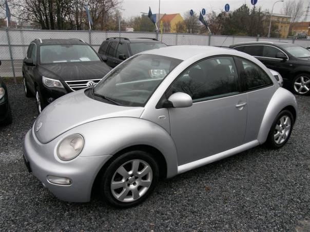 Volkswagen New Beetle 1.9 TDi 74kW Style, foto 1 Auto – moto , Automobily | spěcháto.cz - bazar, inzerce zdarma