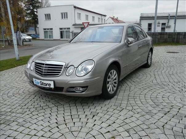 Mercedes-Benz Třída E 3,0 E 280 CDI 4MATIC, foto 1 Auto – moto , Automobily   spěcháto.cz - bazar, inzerce zdarma