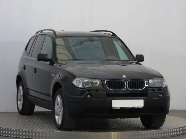 BMW X3 3.0 i, foto 1 Auto – moto , Automobily | spěcháto.cz - bazar, inzerce zdarma