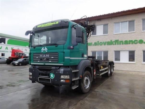TGA 26.440, 6x4 hákový nosič kontajnerov s hydraul, foto 1 Užitkové a nákladní vozy, Nad 7,5 t | spěcháto.cz - bazar, inzerce zdarma