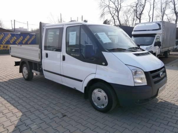 Ford Transit DVOJKABINA VALNÍK 2.2TDCI SERVISKA, foto 1 Užitkové a nákladní vozy, Do 7,5 t   spěcháto.cz - bazar, inzerce zdarma