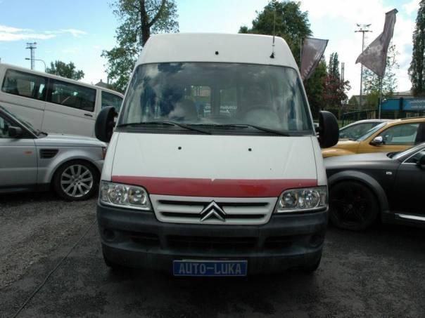 Citroën Jumper 2.2 HDi Tour ZTP maxi, foto 1 Užitkové a nákladní vozy, Do 7,5 t | spěcháto.cz - bazar, inzerce zdarma