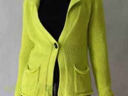 Neonový svetr z egyptské bavlny - M-L , Dámské oděvy, Svetry, mikiny  | spěcháto.cz - bazar, inzerce zdarma