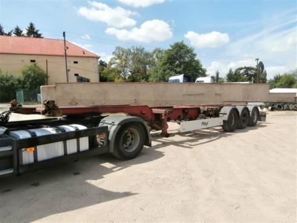 SDS 400, foto 1 Užitkové a nákladní vozy, Přívěsy a návěsy | spěcháto.cz - bazar, inzerce zdarma