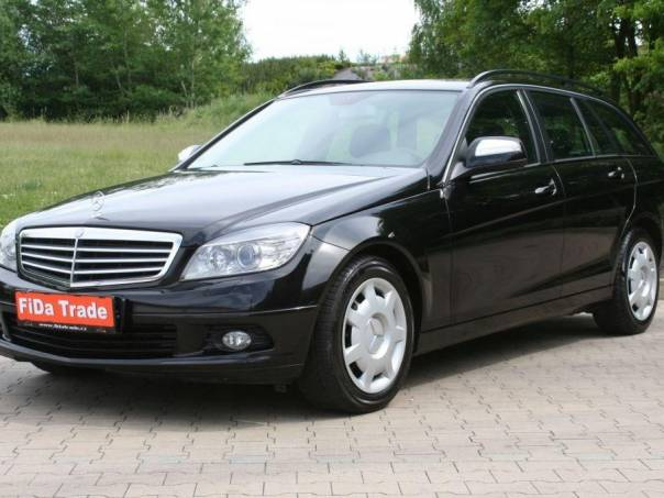 Mercedes-Benz Třída C 220CDi 125Kw, 1.Maj., Servisní kn., foto 1 Auto – moto , Automobily | spěcháto.cz - bazar, inzerce zdarma