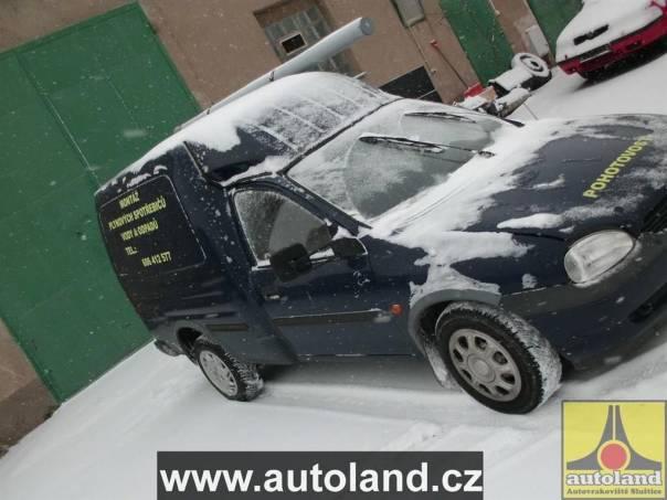 Opel Combo 1,7, foto 1 Náhradní díly a příslušenství, Ostatní | spěcháto.cz - bazar, inzerce zdarma