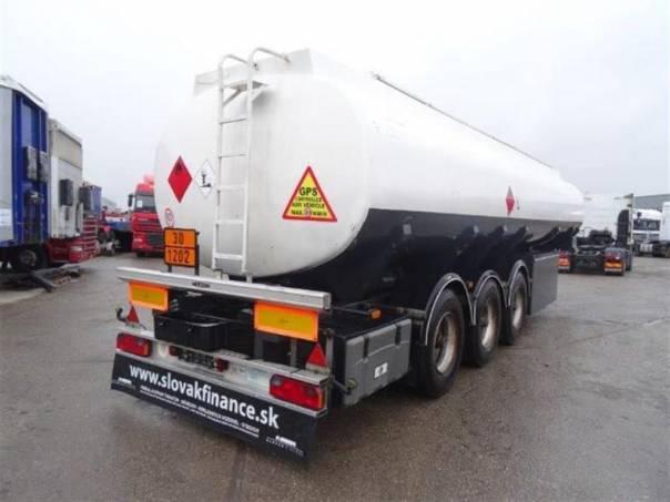 LAG cisterna na PHM 33m3, 5komorová >VIN 189, foto 1 Užitkové a nákladní vozy, Přívěsy a návěsy | spěcháto.cz - bazar, inzerce zdarma