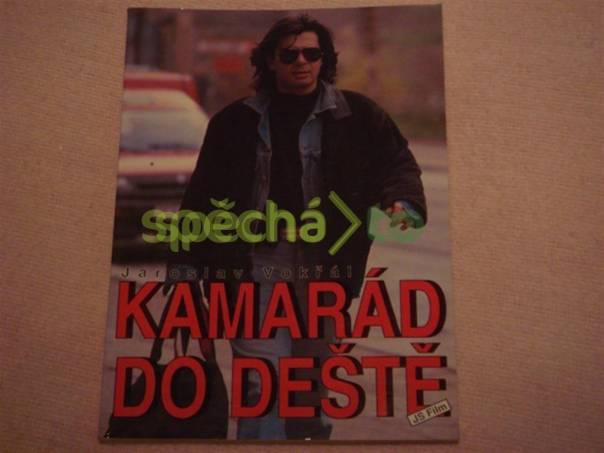 Kamarád do deště, foto 1 Hobby, volný čas, Knihy | spěcháto.cz - bazar, inzerce zdarma