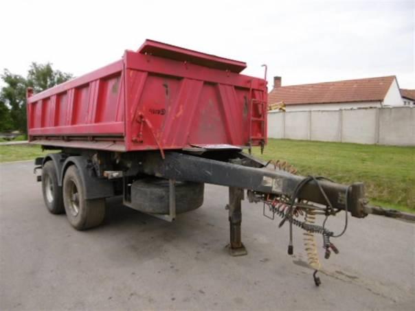 F.X.MEILLER MZDA 18/2 (ID 9888), foto 1 Užitkové a nákladní vozy, Přívěsy a návěsy | spěcháto.cz - bazar, inzerce zdarma