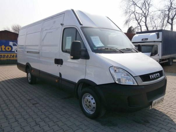 Iveco Daily 35S13 MAXI 2.3HPT, foto 1 Užitkové a nákladní vozy, Do 7,5 t | spěcháto.cz - bazar, inzerce zdarma