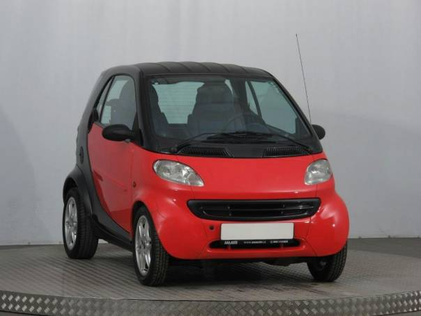 Smart Fortwo 0.6, foto 1 Auto – moto , Automobily | spěcháto.cz - bazar, inzerce zdarma