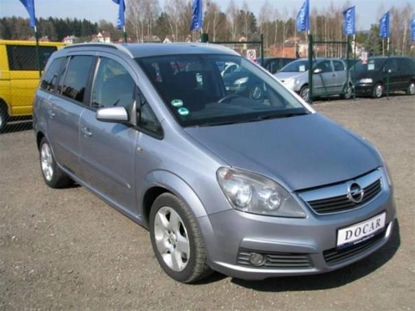 Opel Zafira 1.9 CDTI Edition, 7 míst, foto 1 Auto – moto , Automobily | spěcháto.cz - bazar, inzerce zdarma