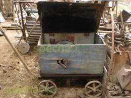 Kotvový motor k mlátičce, 5,8 kW, 8 HP, výrobce SVET Brno, r.v. 1940 , Dům a zahrada, Dílna  | spěcháto.cz - bazar, inzerce zdarma
