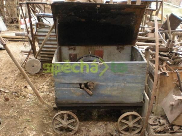 Kotvový motor k mlátičce, 5,8 kW, 8 HP, výrobce SVET Brno, r.v. 1940, foto 1 Dům a zahrada, Dílna | spěcháto.cz - bazar, inzerce zdarma
