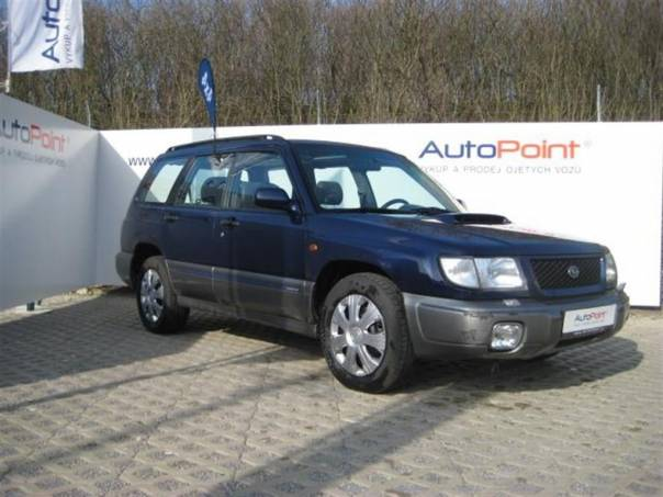 Subaru Forester 2,0 i  A/C,dobrý stav, foto 1 Auto – moto , Automobily | spěcháto.cz - bazar, inzerce zdarma