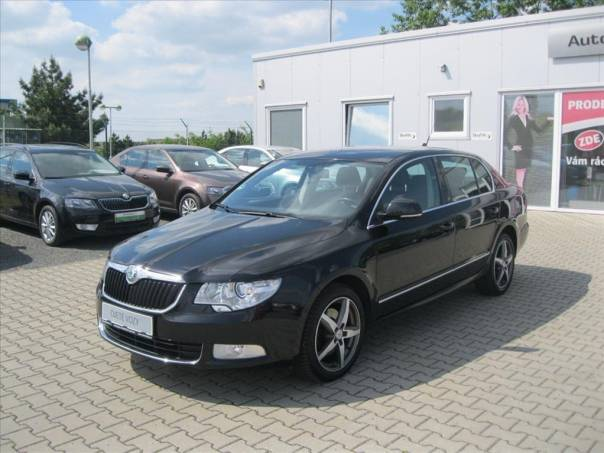 Škoda Superb 1,8 TSi Elegance, foto 1 Auto – moto , Automobily | spěcháto.cz - bazar, inzerce zdarma
