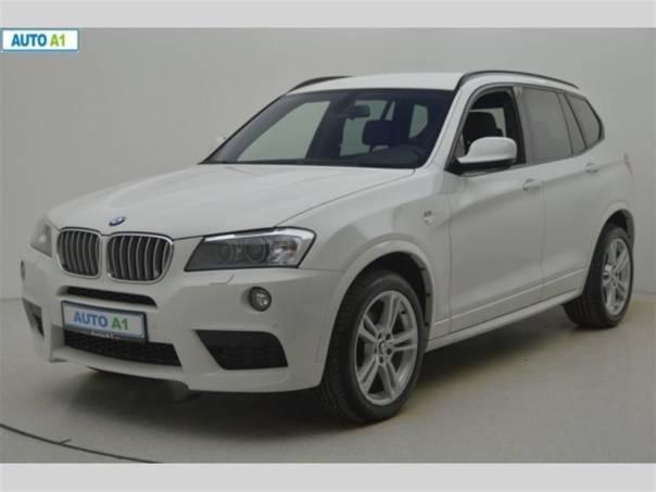 BMW X3 xDrive 3,0d M-Packet 190kW, foto 1 Auto – moto , Automobily   spěcháto.cz - bazar, inzerce zdarma