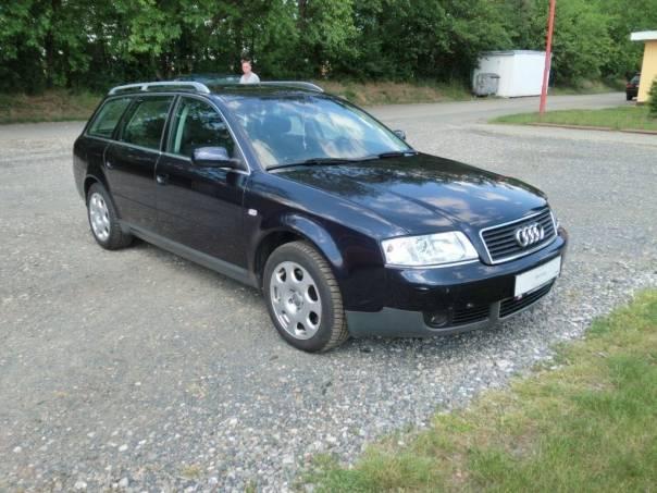 Audi A6 2,5TDi V6 kombi, foto 1 Auto – moto , Automobily | spěcháto.cz - bazar, inzerce zdarma