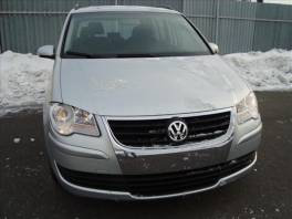 Volkswagen Touran 1.9 TOP STAV!!!SERVISNÍ KNIHA
