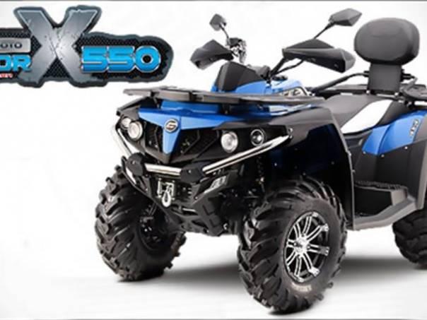 Journeyman  GLADIATOR X550, foto 1 Auto – moto , Motocykly a čtyřkolky | spěcháto.cz - bazar, inzerce zdarma
