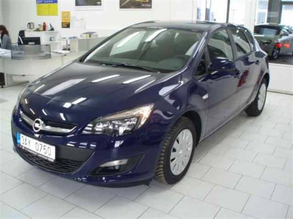Opel Astra J Enjoy 5DR 1,4 16V turbo / 0750 /, foto 1 Auto – moto , Automobily | spěcháto.cz - bazar, inzerce zdarma