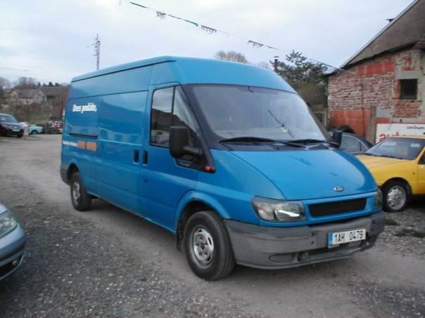 Ford Transit , foto 1 Užitkové a nákladní vozy, Do 7,5 t | spěcháto.cz - bazar, inzerce zdarma
