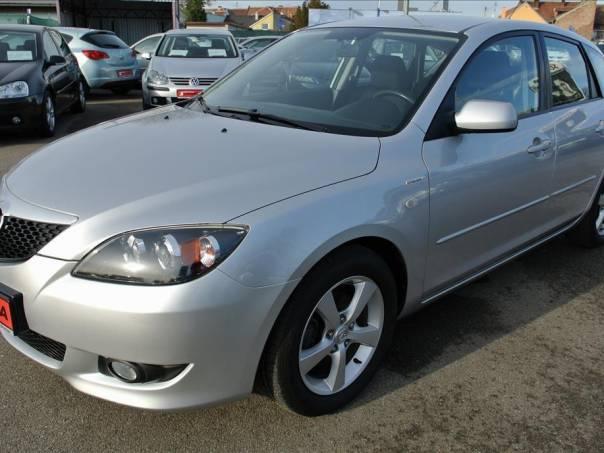 Mazda 3 1,6 16V AUT.KLIMA*ALU*SERVISNÍ HISTORIE  20/12/2005, foto 1 Auto – moto , Automobily | spěcháto.cz - bazar, inzerce zdarma