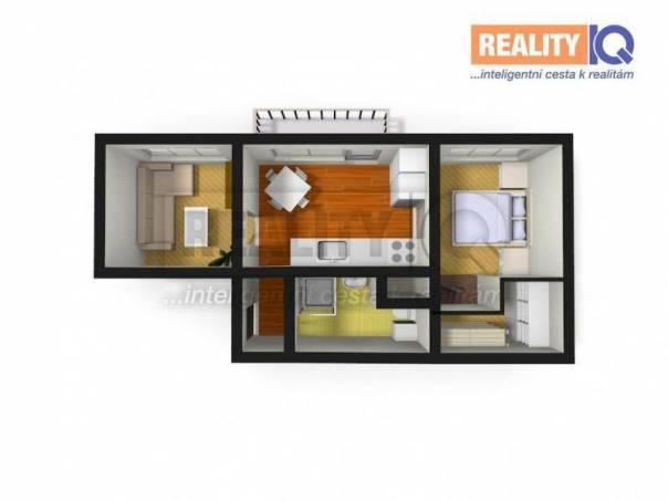 Prodej bytu 2+1, Jindřichův Hradec - Jindřichův Hradec II, foto 1 Reality, Byty na prodej | spěcháto.cz - bazar, inzerce