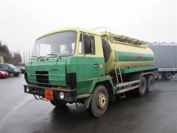 T815 6x6 cisterna PHM, foto 1 Užitkové a nákladní vozy, Nad 7,5 t | spěcháto.cz - bazar, inzerce zdarma
