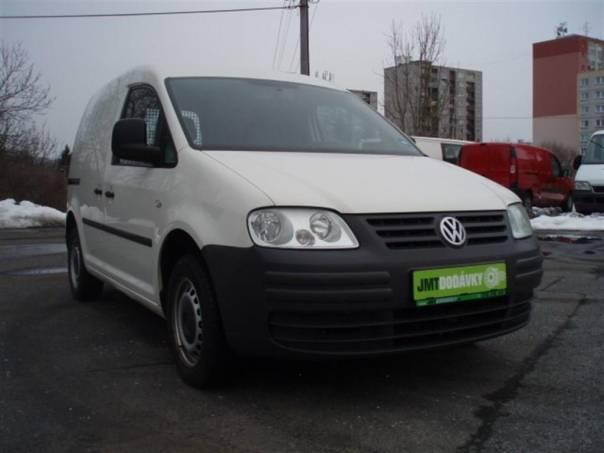 Volkswagen Caddy 2,0 SDI 51kw SERVISKA, foto 1 Užitkové a nákladní vozy, Do 7,5 t | spěcháto.cz - bazar, inzerce zdarma