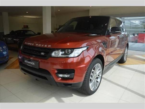 Land Rover Range Rover Sport 3.0 SDV6 HSE  SKLADEM, foto 1 Auto – moto , Automobily | spěcháto.cz - bazar, inzerce zdarma