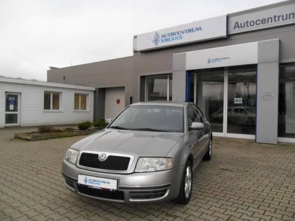 Škoda Superb 2,5 V6 TDi  Elegance, foto 1 Auto – moto , Automobily | spěcháto.cz - bazar, inzerce zdarma
