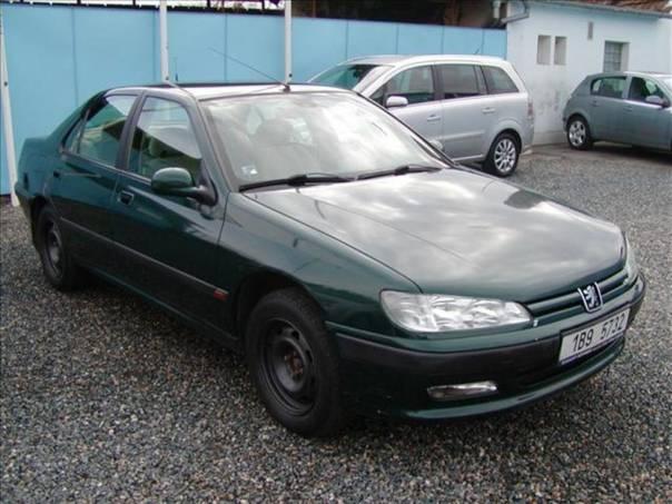 Peugeot 406 2.0i dobrý stav, foto 1 Auto – moto , Automobily   spěcháto.cz - bazar, inzerce zdarma
