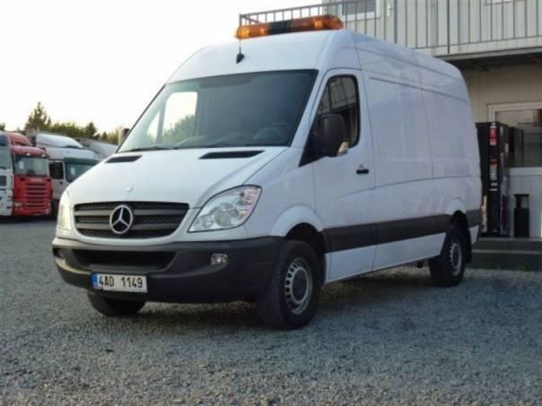 Mercedes-Benz Sprinter 313 CDI STŘEDNÍ KLIMA TOP, foto 1 Užitkové a nákladní vozy, Do 7,5 t | spěcháto.cz - bazar, inzerce zdarma