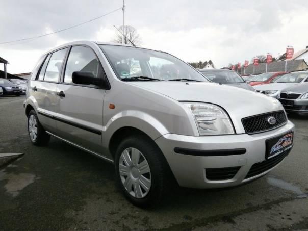 Ford Fusion 1.4 DURATEC 16V, foto 1 Auto – moto , Automobily | spěcháto.cz - bazar, inzerce zdarma