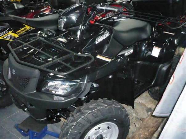 LTA 750 KingQuad  Axi EPS 2015 SKLADEM, foto 1 Auto – moto , Motocykly a čtyřkolky | spěcháto.cz - bazar, inzerce zdarma