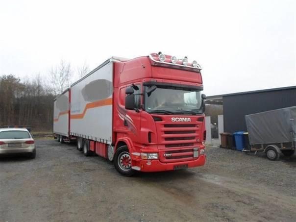 R 500 6x2  velkobjem.souprava, foto 1 Užitkové a nákladní vozy, Nad 7,5 t | spěcháto.cz - bazar, inzerce zdarma
