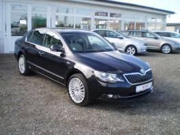 Škoda Superb II. FL 3,6 V6 FSI 4x4 DSG 191 kW L&
