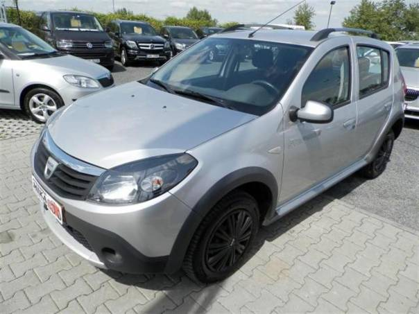 Dacia Sandero 1.5 DCi STEPWAY, 1. MAJITEL, foto 1 Auto – moto , Automobily | spěcháto.cz - bazar, inzerce zdarma