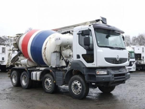 Renault  Kerax 410 Dxi 8x4, Mix, foto 1 Užitkové a nákladní vozy, Nad 7,5 t | spěcháto.cz - bazar, inzerce zdarma