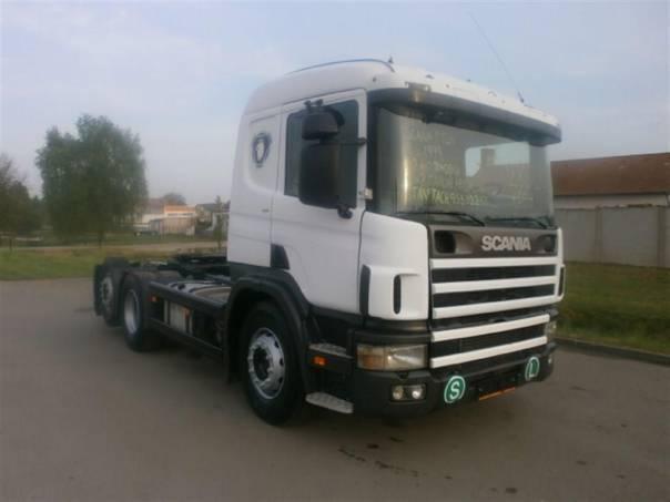 P 124 LA (ID 8892), foto 1 Užitkové a nákladní vozy, Nad 7,5 t | spěcháto.cz - bazar, inzerce zdarma