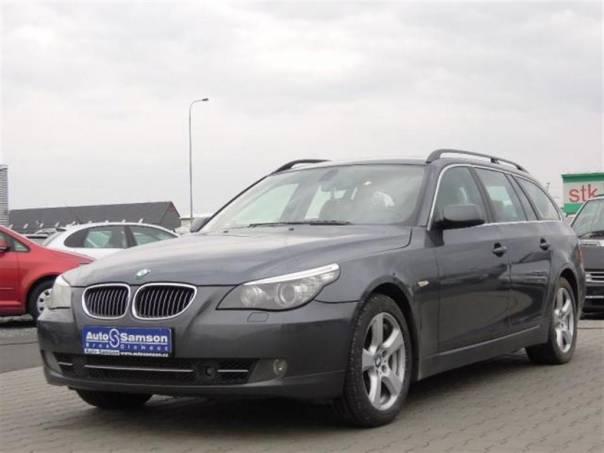 BMW Řada 5 525 XD *PLNÁ VÝBAVA*TOP STAV*, foto 1 Auto – moto , Automobily | spěcháto.cz - bazar, inzerce zdarma