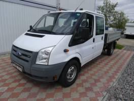 Ford Transit 330L 2,4 TDCI 6.míst Valník , Užitkové a nákladní vozy, Do 7,5 t  | spěcháto.cz - bazar, inzerce zdarma