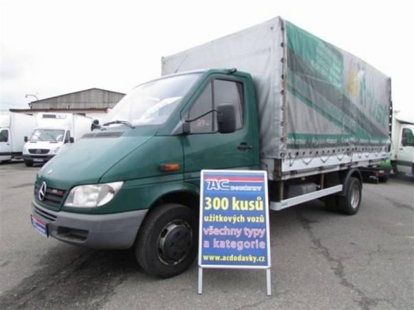 Sprinter 616cdi valník plachta, foto 1 Užitkové a nákladní vozy, Nad 7,5 t   spěcháto.cz - bazar, inzerce zdarma