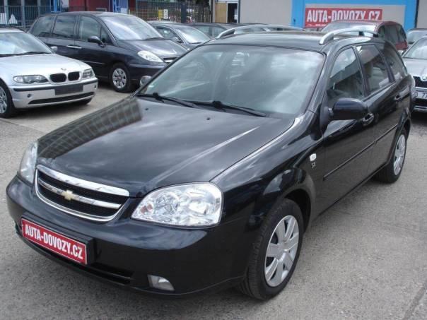 Chevrolet Nubira 1,6SX 80KW, foto 1 Auto – moto , Automobily | spěcháto.cz - bazar, inzerce zdarma